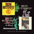 Iron Butterfly - Ball & Metamorphosis
