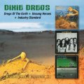 Dixie Dregs - Dregs Of The Earth/Unsung heroes/Industry Standard