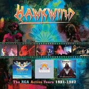 Hawkwind - RCA Years 3CD Box Set